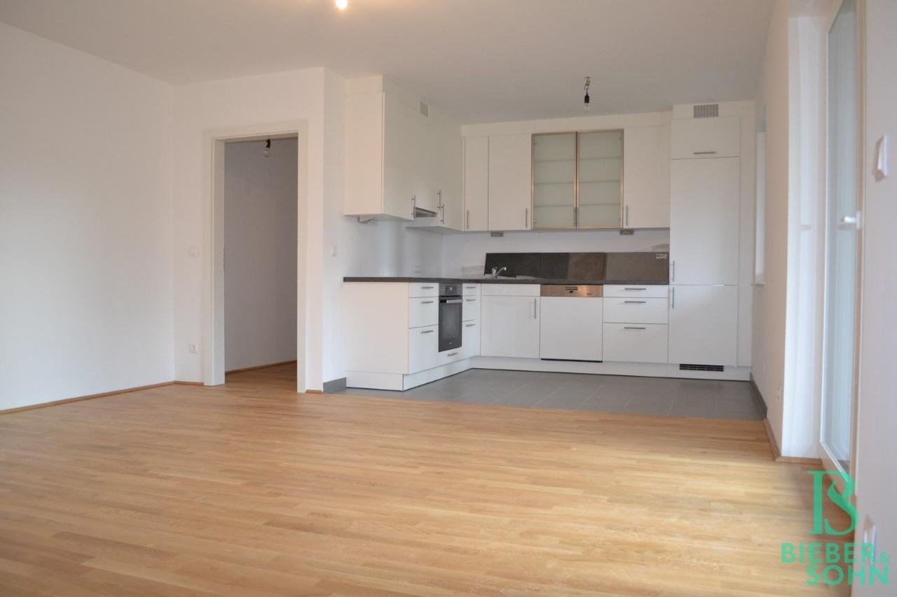 Wohnraum/Abstellraum/Küche