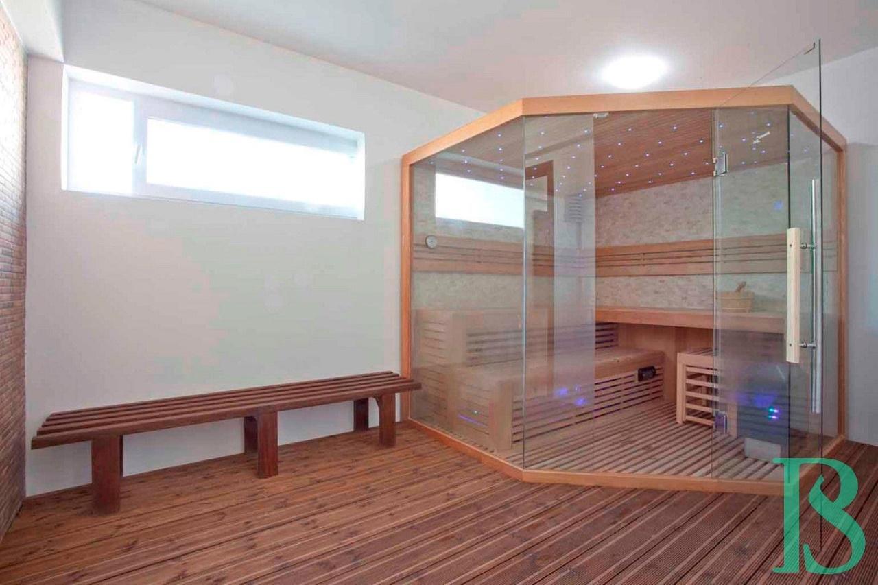 Sauna / Fitness / Indorpool