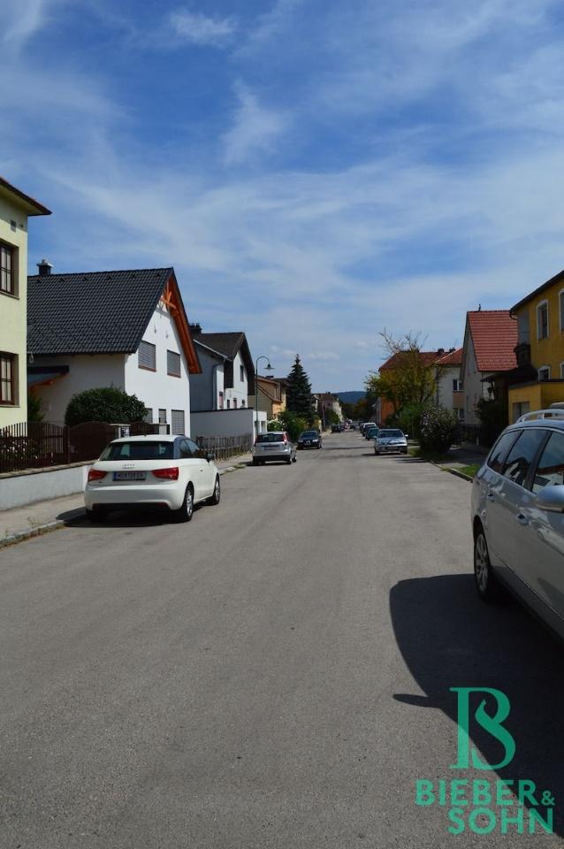 ruhige Straße