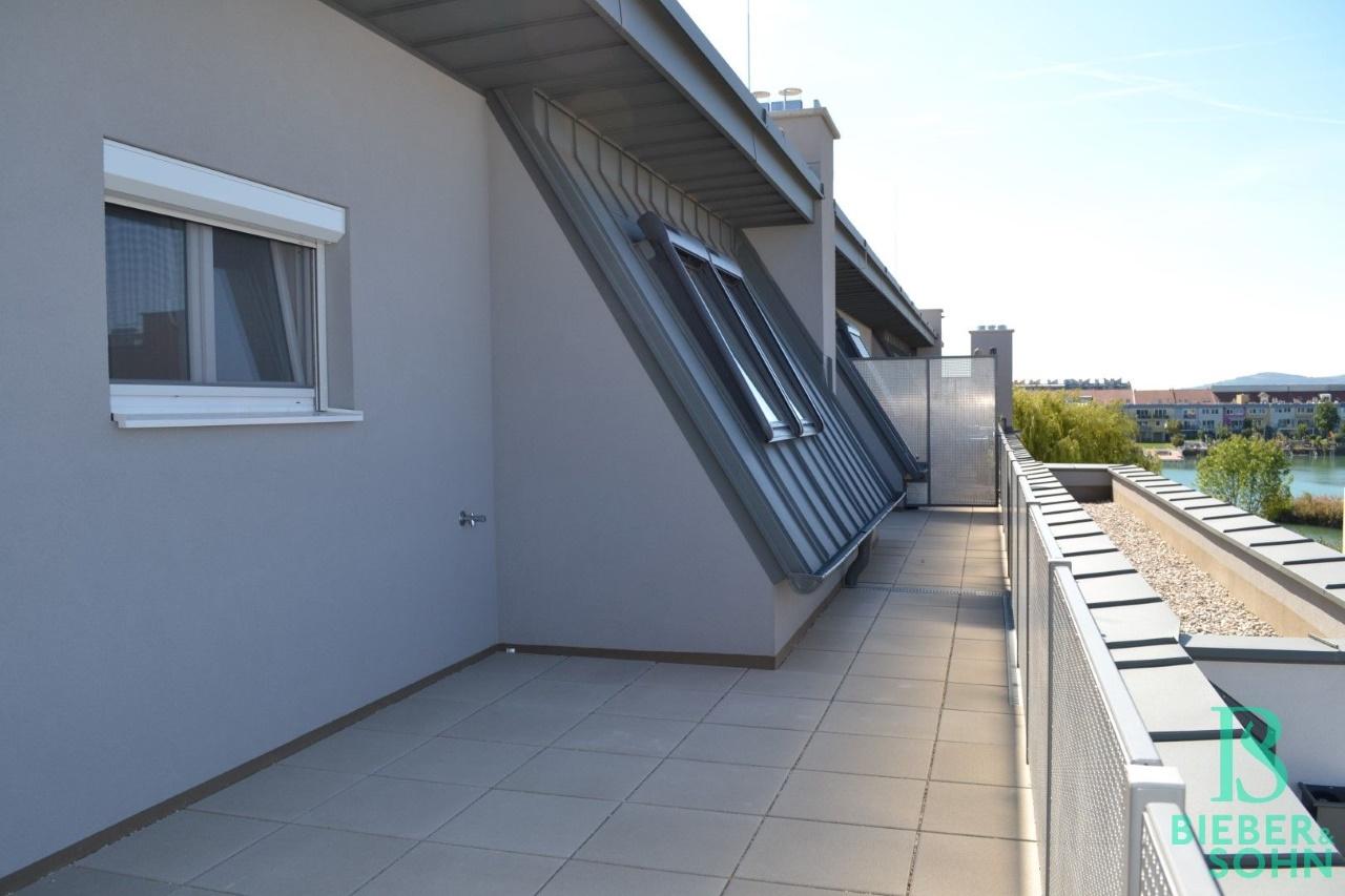 Dachterrasse/Seeblick