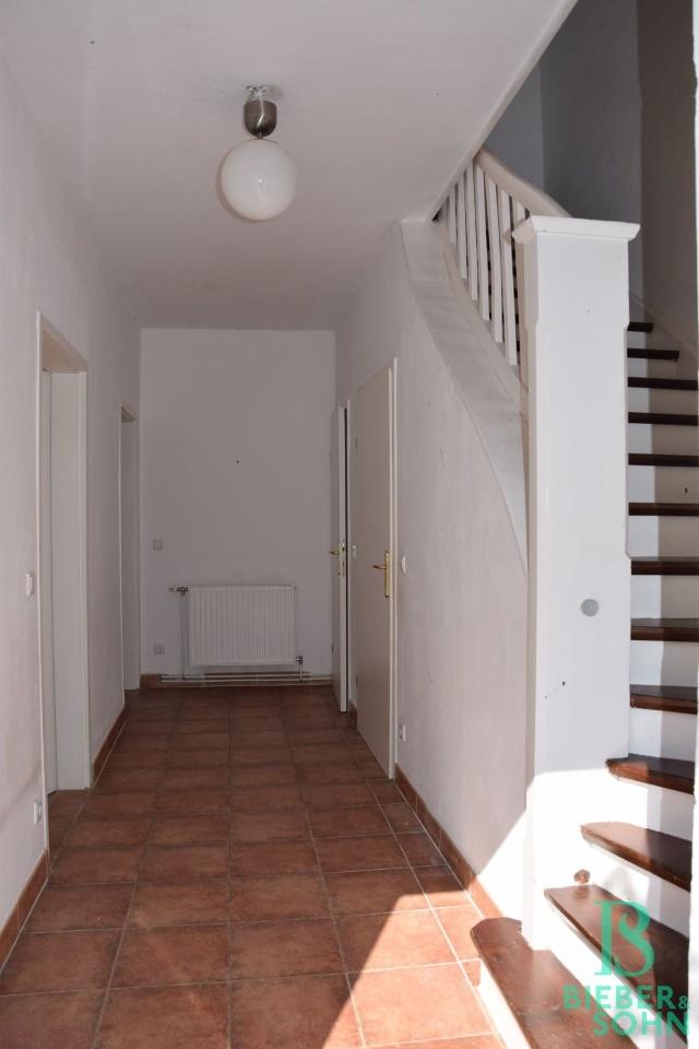 Vorraum/Stiegenaufgang