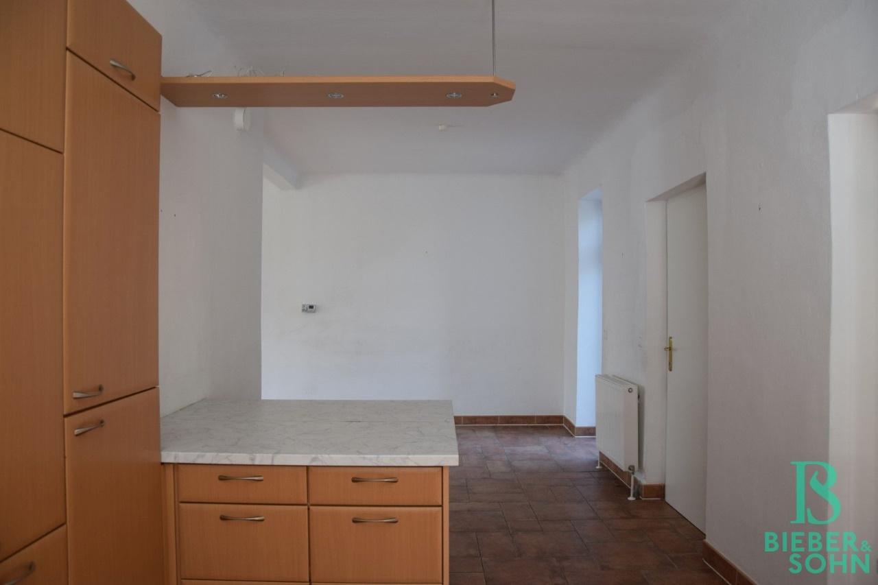 Küche/Blick Essbereich
