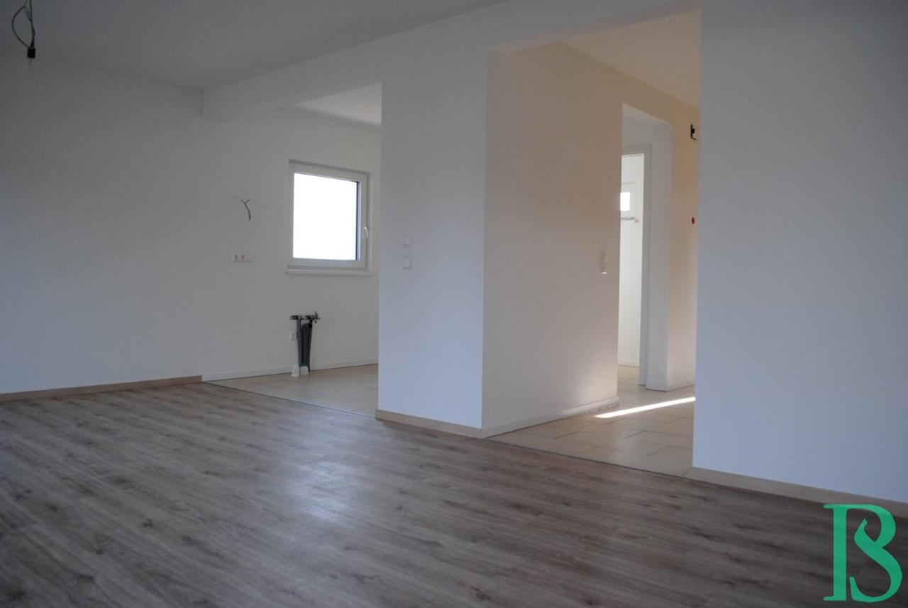 Wohnzimmer / Küche / Vorraum