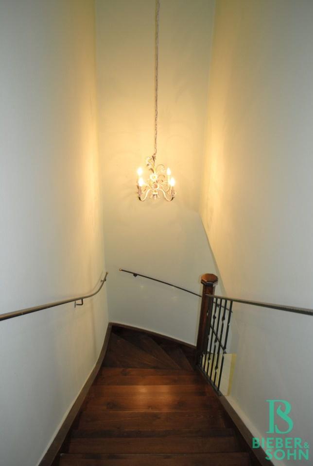 Stiegenaufgang