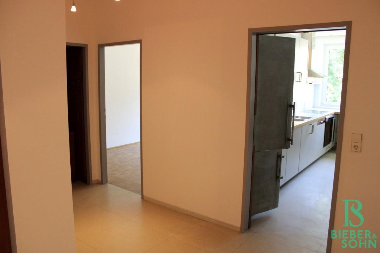 Vorraum / Küche / Zimmer 2