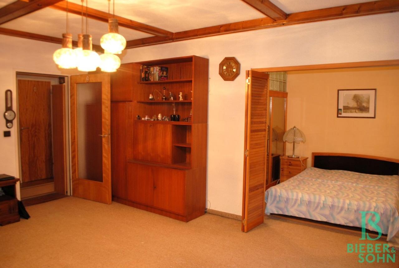 Zimmer 1 / Schlafboje / Vorraum