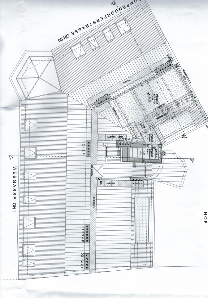 Grundriss Terrasse
