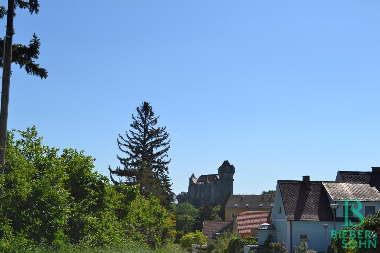 Ausblick - Burg Lichtenstein