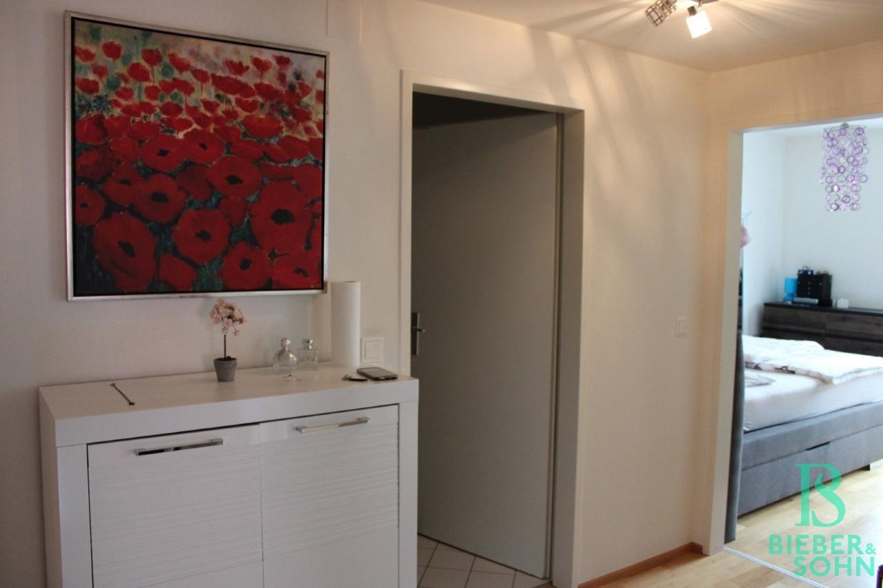 Vorraum / Bad / Zimmer 1