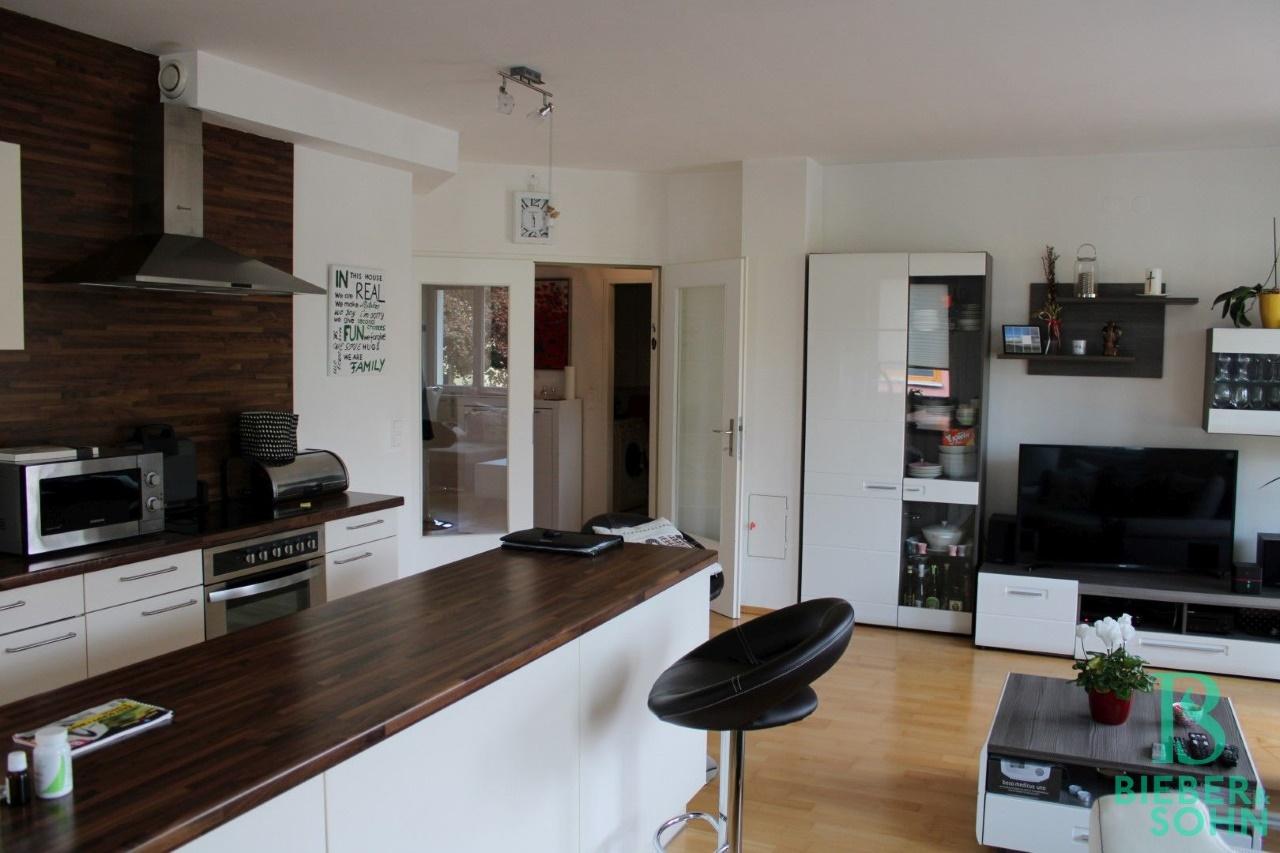 Küche / Wohnzimmer / Vorraum