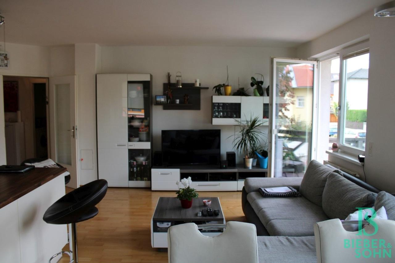 Küche / Wohnzimmer / Balkon / Vorraum