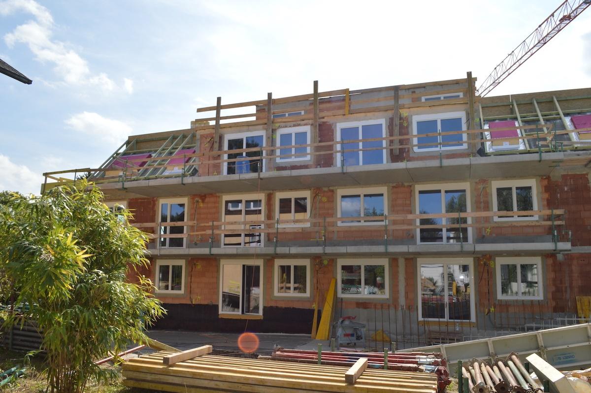 Bauplatz September 2019 F2