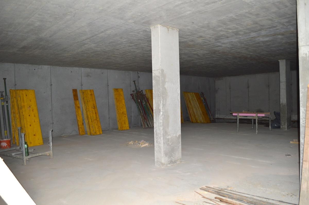 Bauplatz August 2019 F4