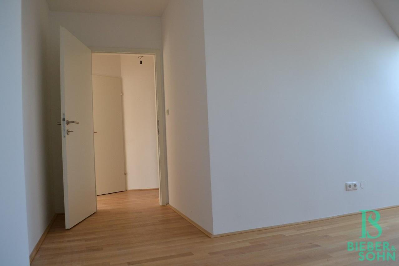 Zimmer 2 Blick Vorraum