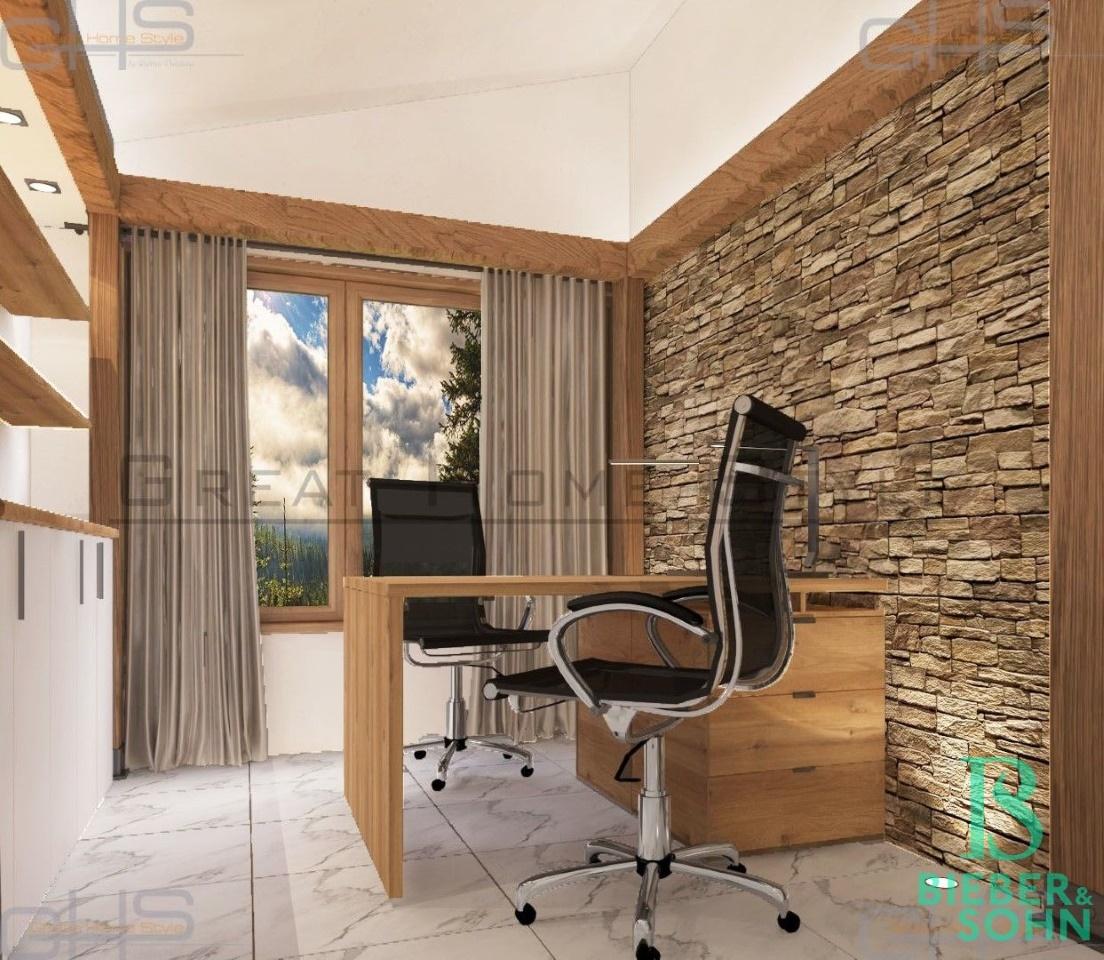 Zimmer 4 / Büro