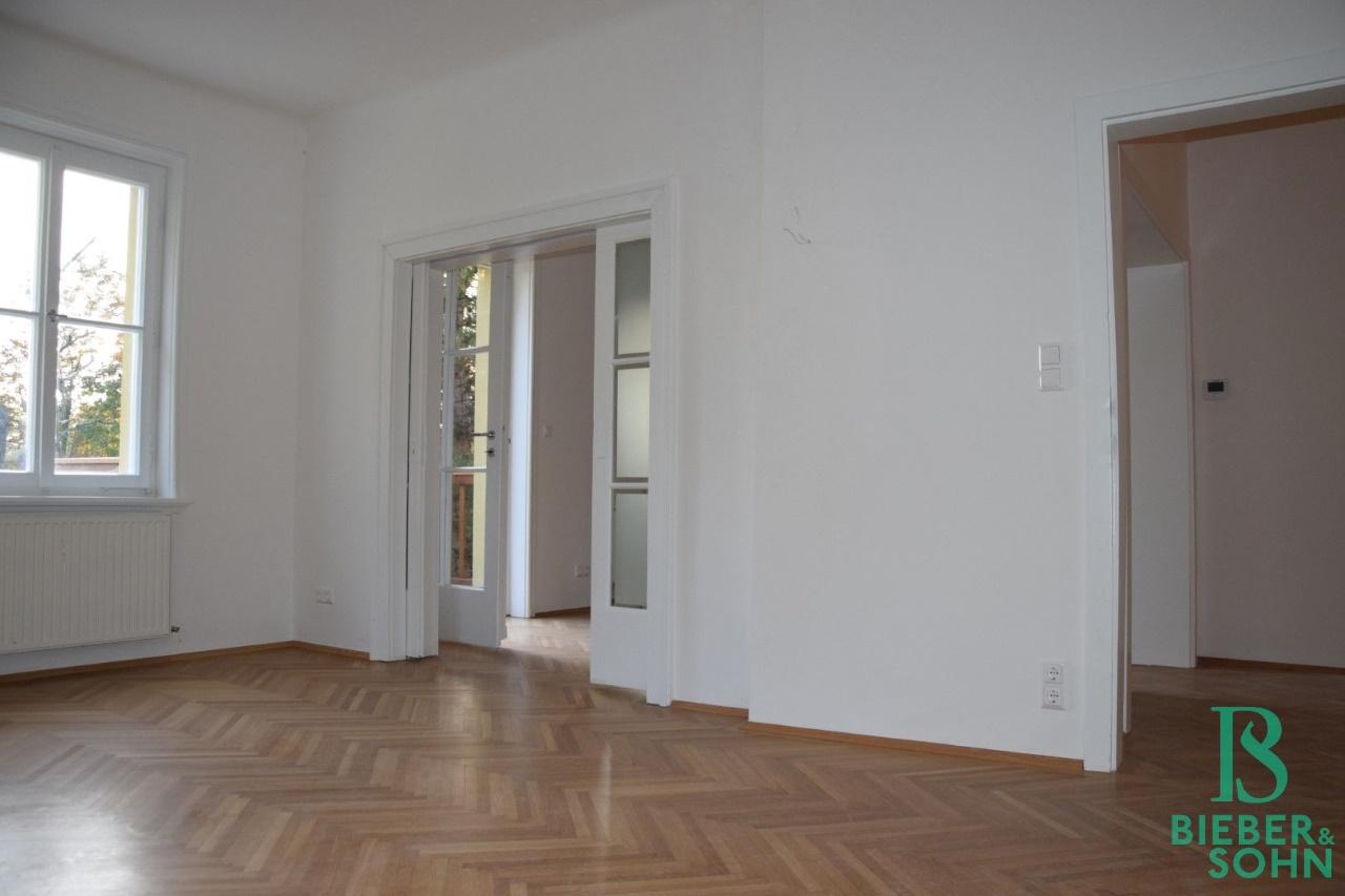 Blick Wohnraum/Vorraum