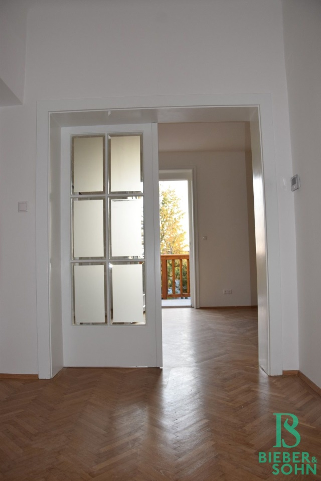 Blick Wohnraum