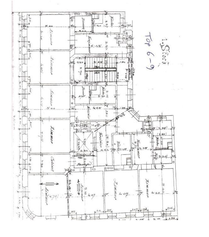 gbild -- Altbau mit Potenzial /  / 1180Wien / Bild 6