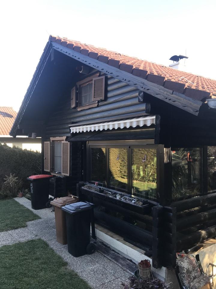 Holzhaus mit hohem Erholungsfaktor