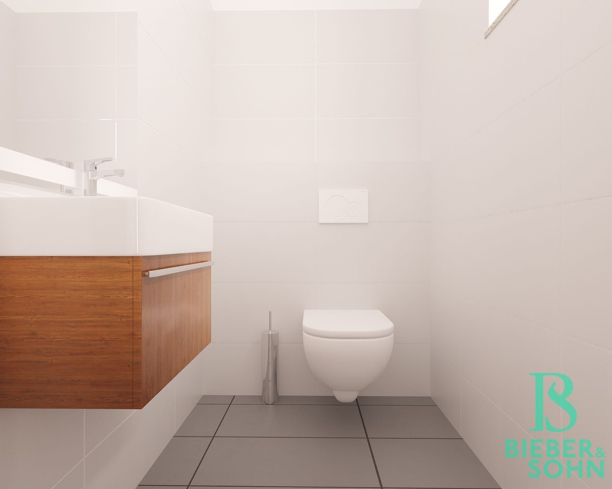 WC 3D Image Bild