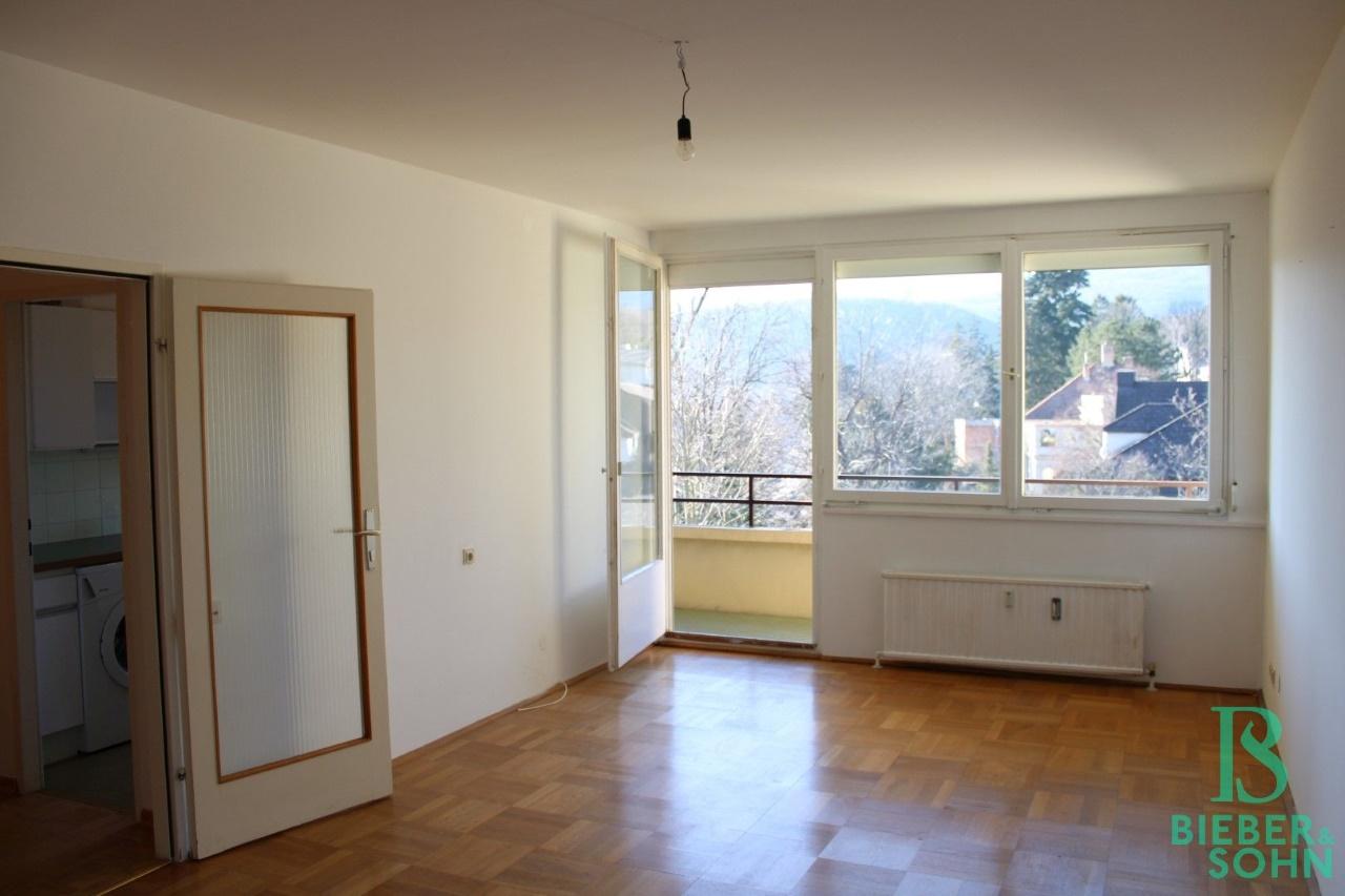 Wohnzimmer / Loggia / Vorraum