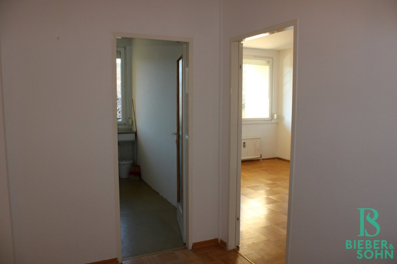 Vorraum / Wohnzimmer / Küche