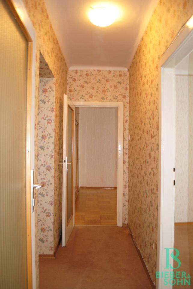 Flur / Zimmer 1 und 2