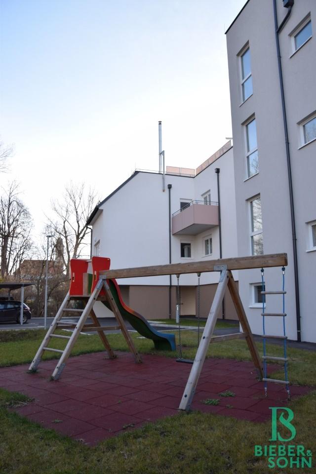 Innenhof/Spielplatz
