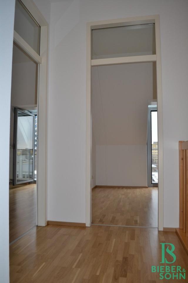 Galerie/Blick Zimmer