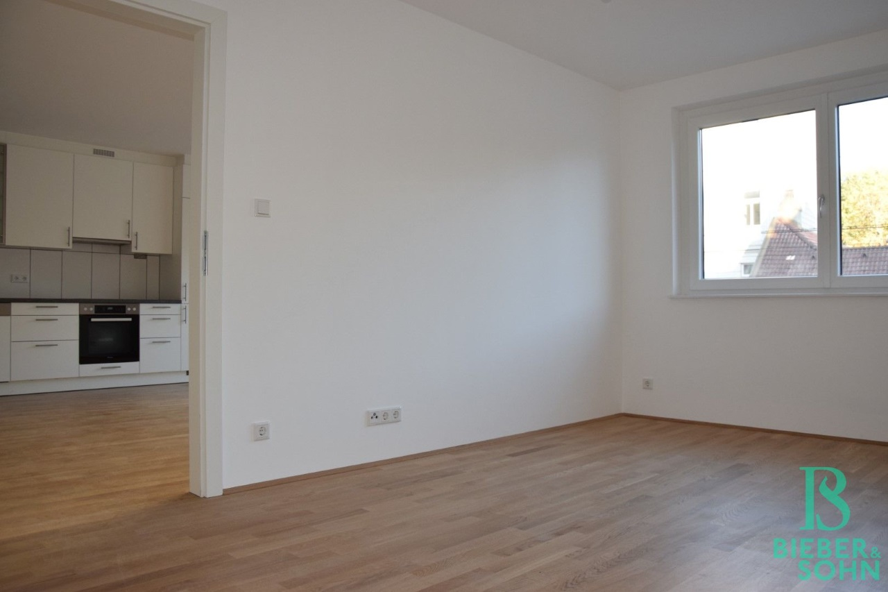 Zimmer 1/Blick Wohnraum
