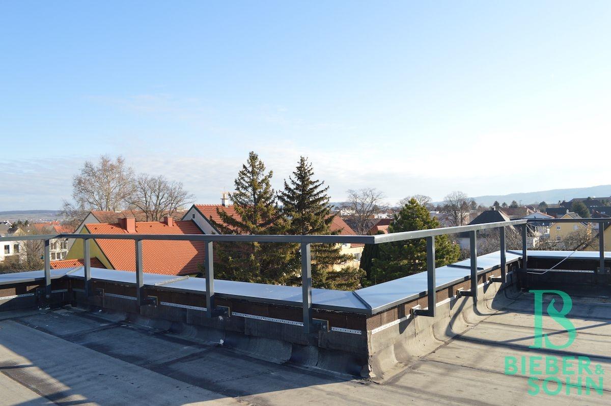 Ausblick DG Terrasse