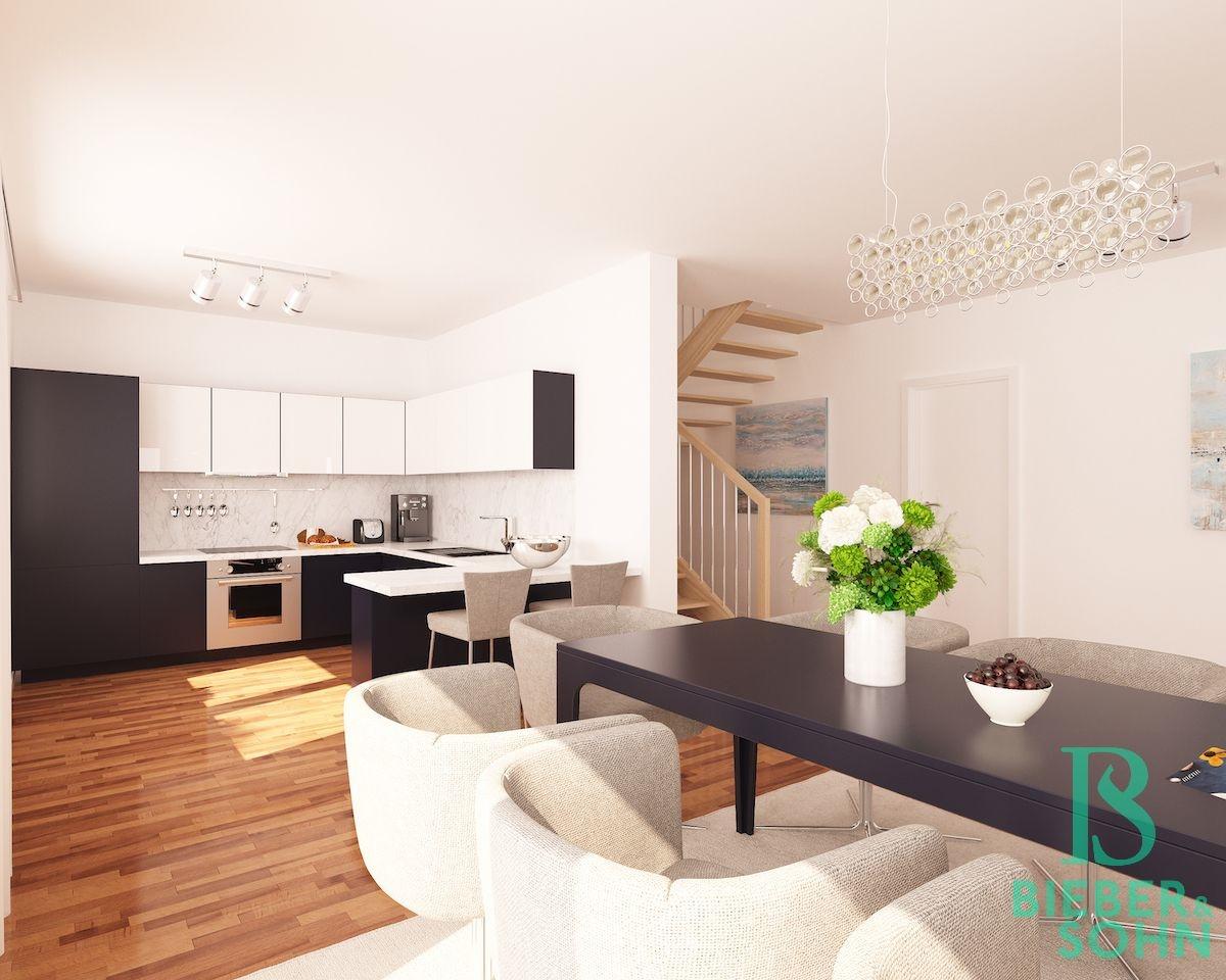 Küche 3D Image Bild