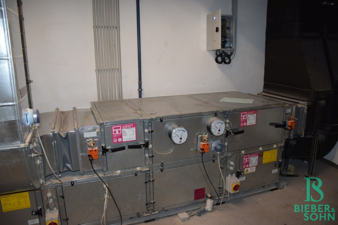Lagerraum/Belüftungssystem
