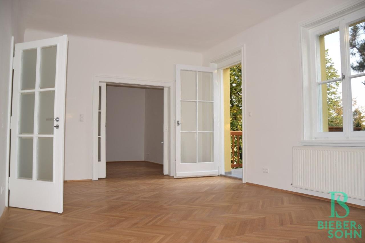 Wohnraum/Blick Speiseraum
