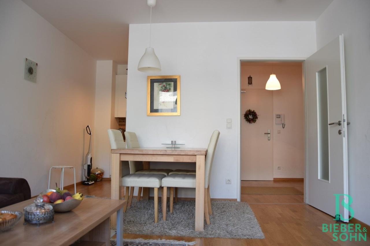 Blick Küche/Vorraum