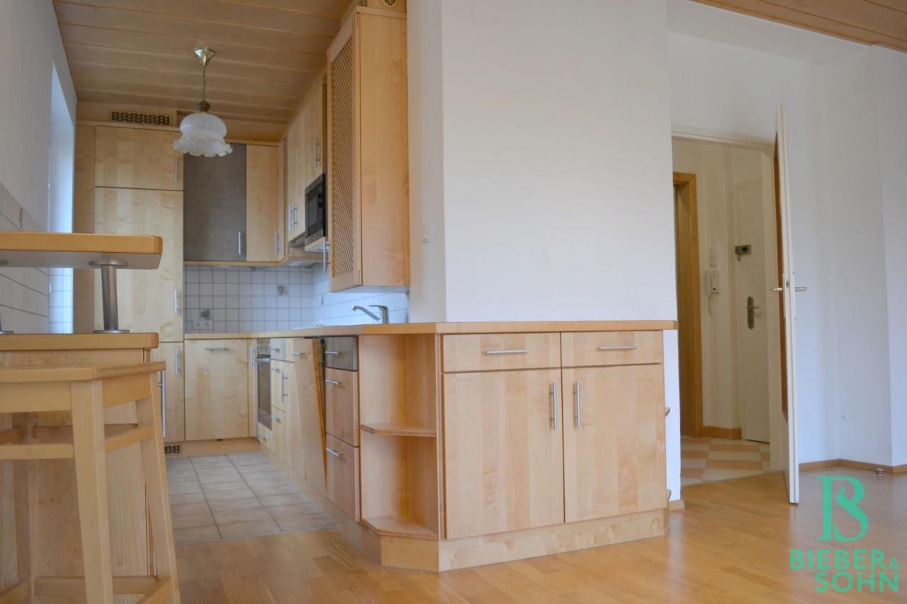 Blick Küche