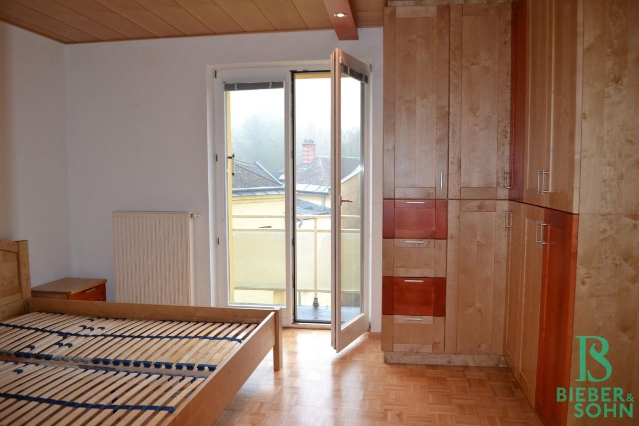 Schlafzimmer/Balkon