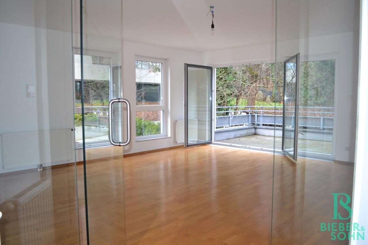 Wohnraum/Blick Terrasse