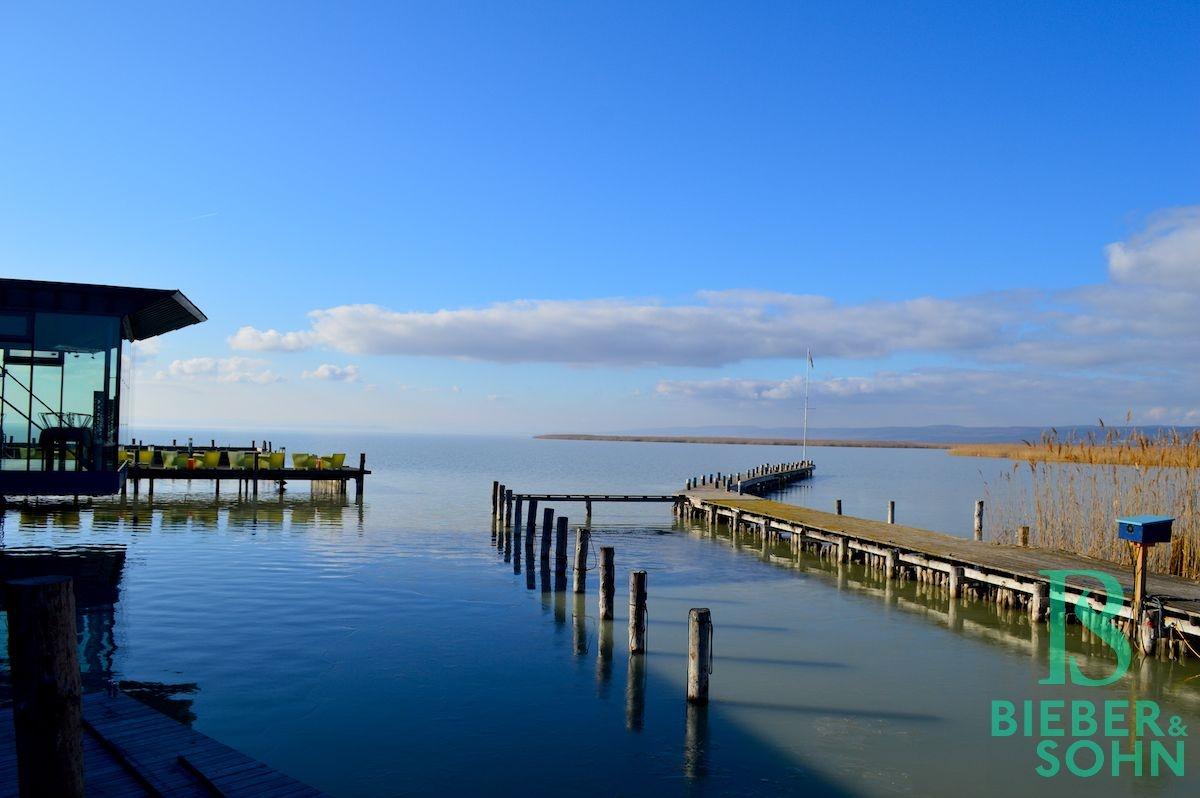 Der See, bei Mole West