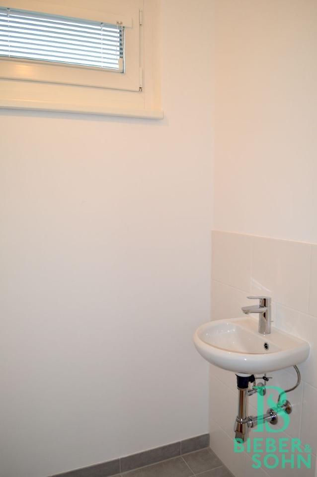WC Handwaschbecken