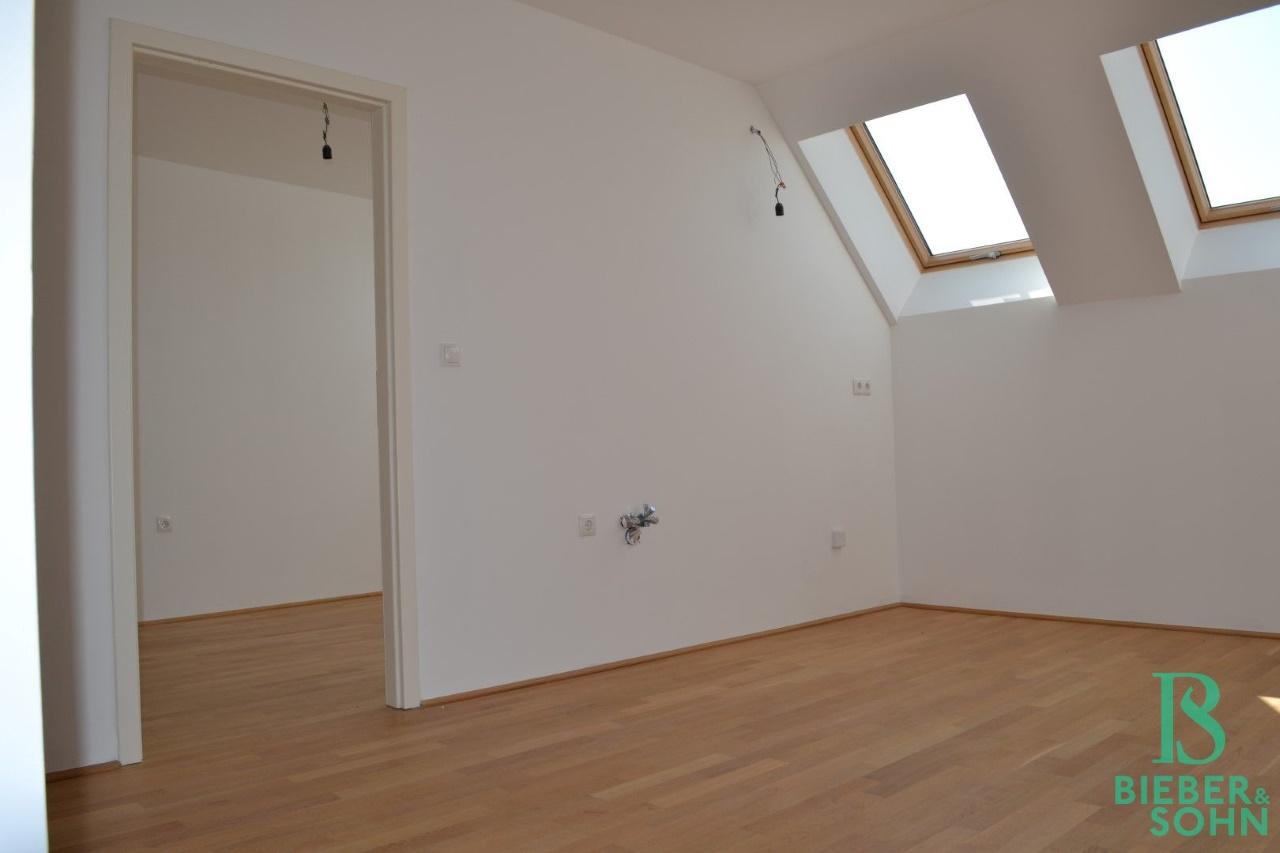 Küchenbereich/Blick Zimmer