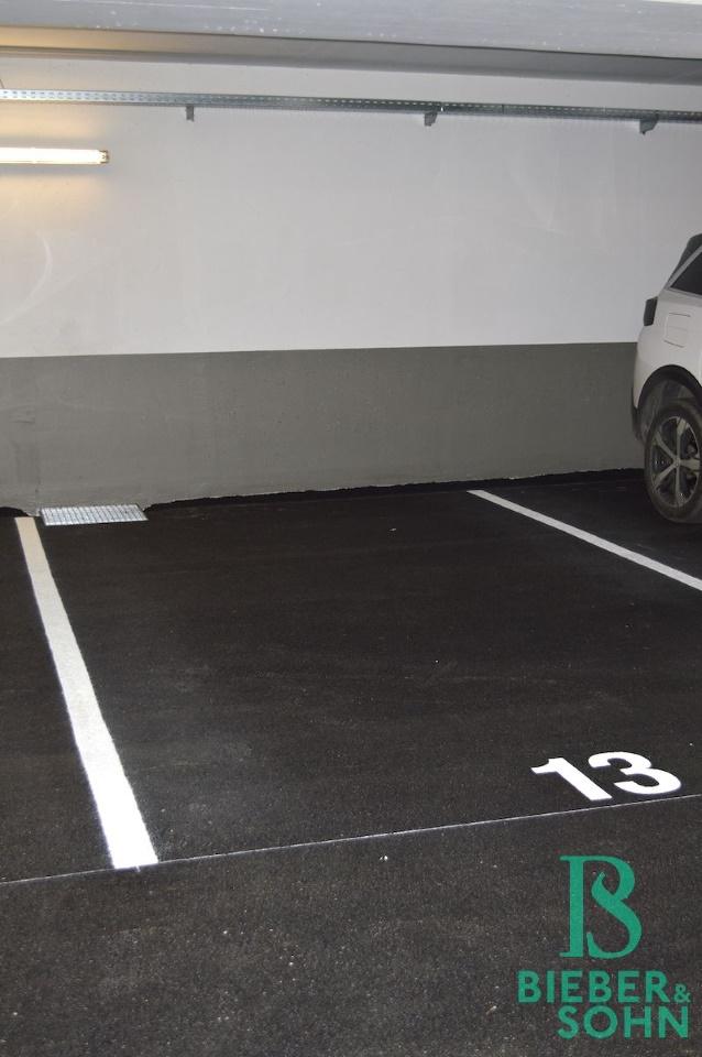 Stellplatz Garage