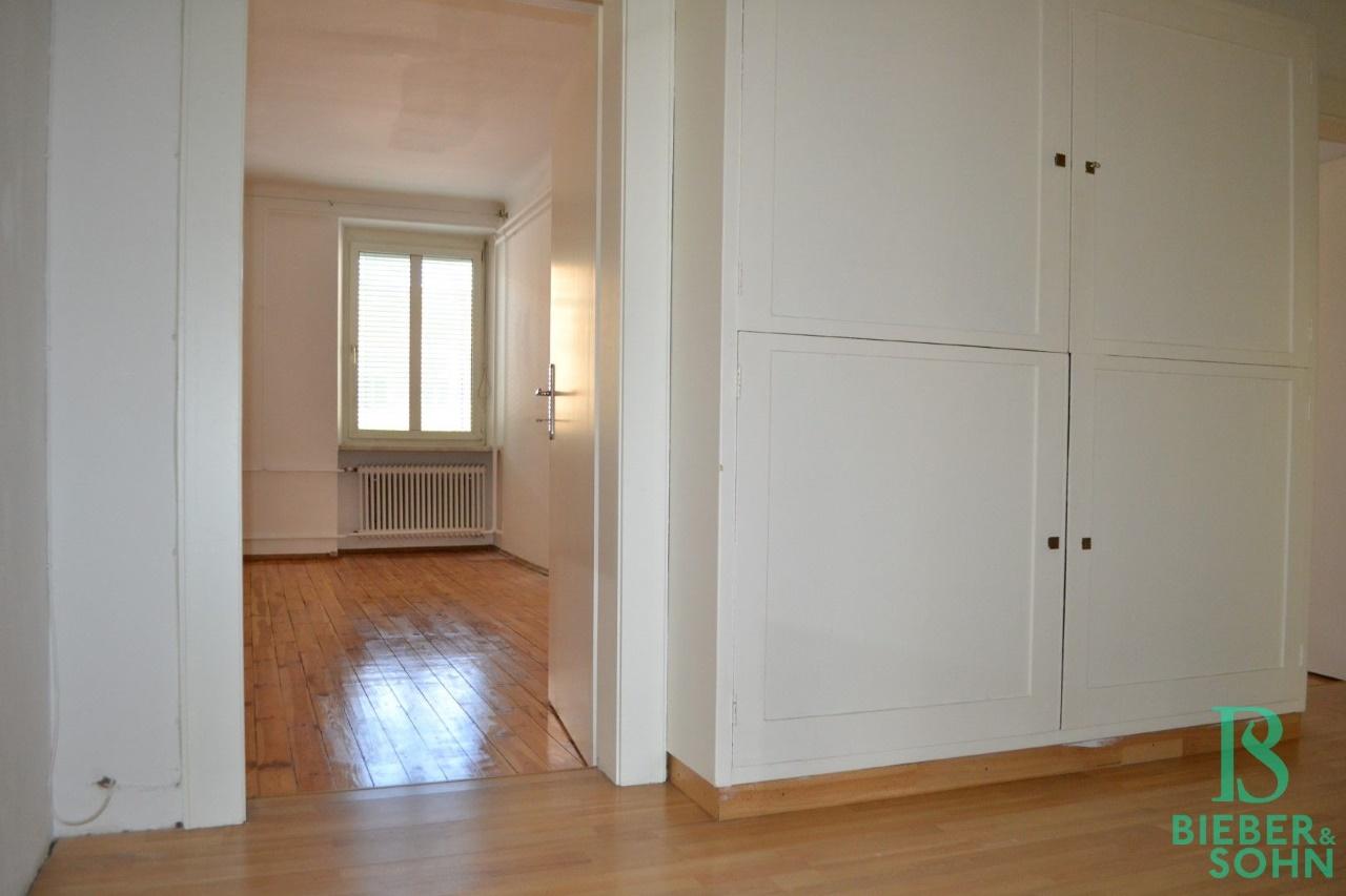 Vorraum/Blick Zimmer 1