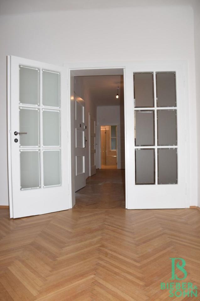 Wohnraum/Blick Vorraum