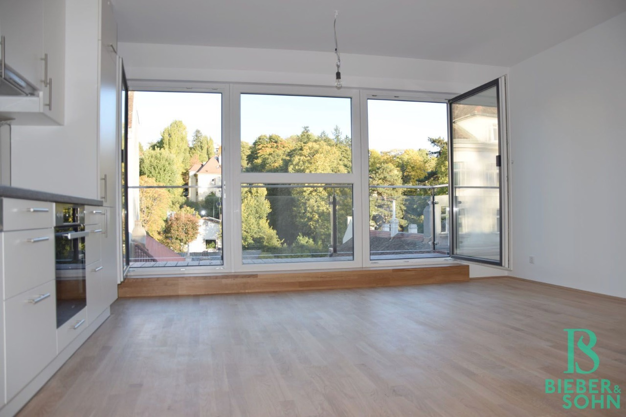 Wohnraum/Ausgang Terrasse