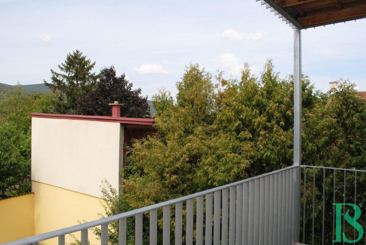 Nord-West Balkon