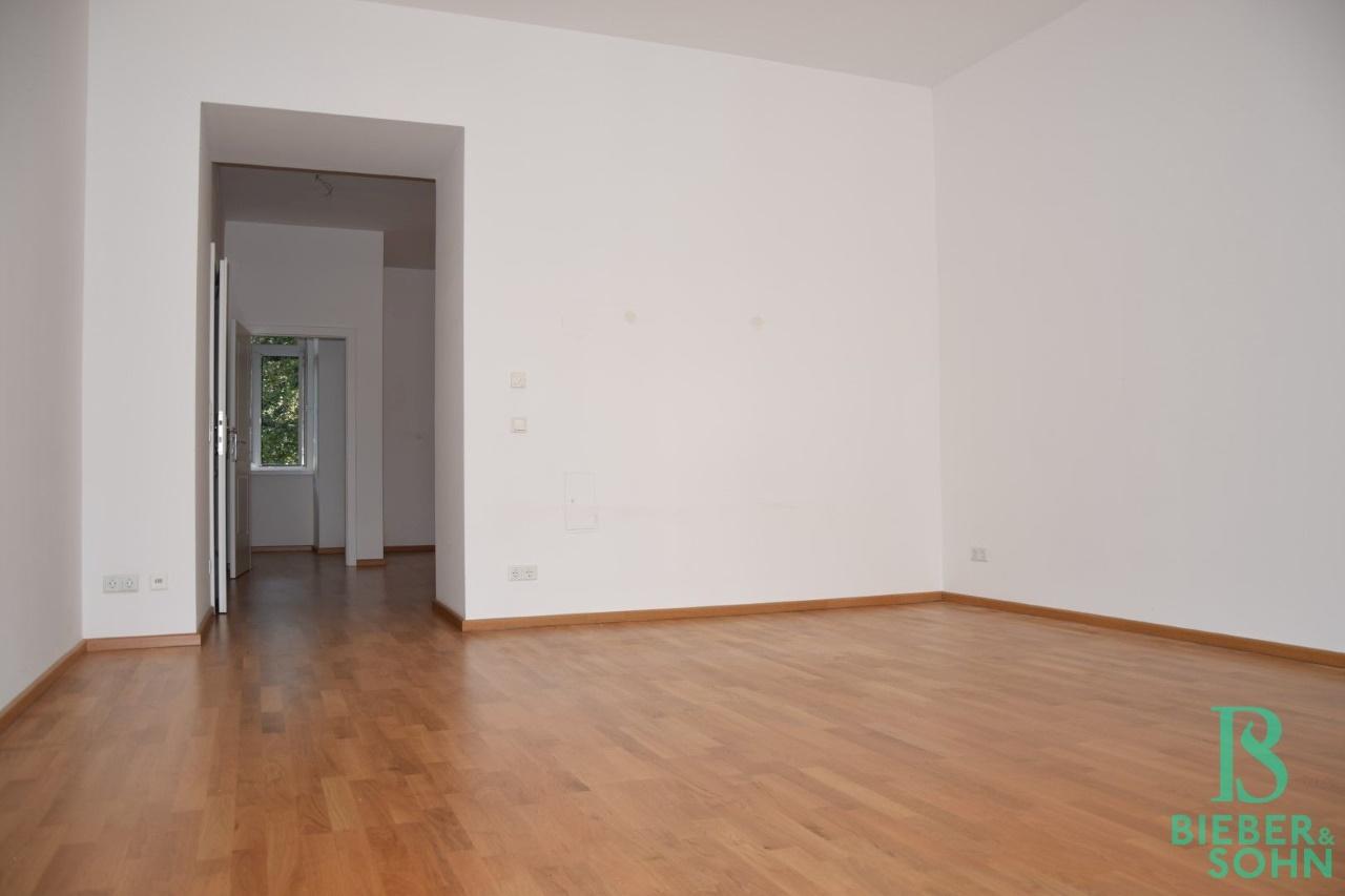 Wohnraum/Blick Wohnküche