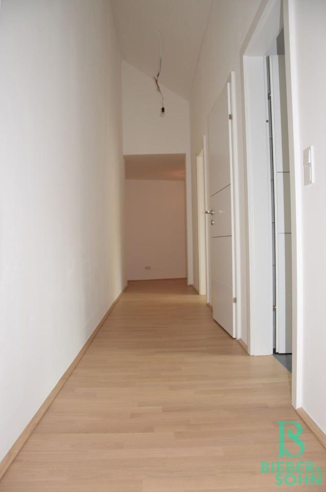 Blick Gang/Wohnraum