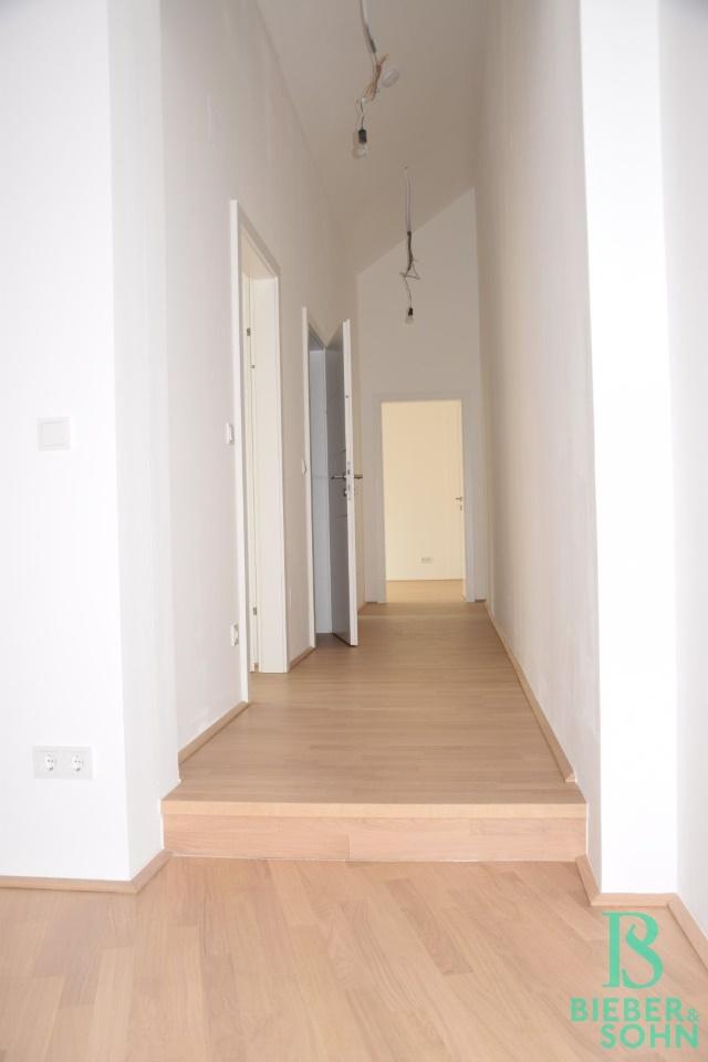 Gang/Blick Zimmer 2