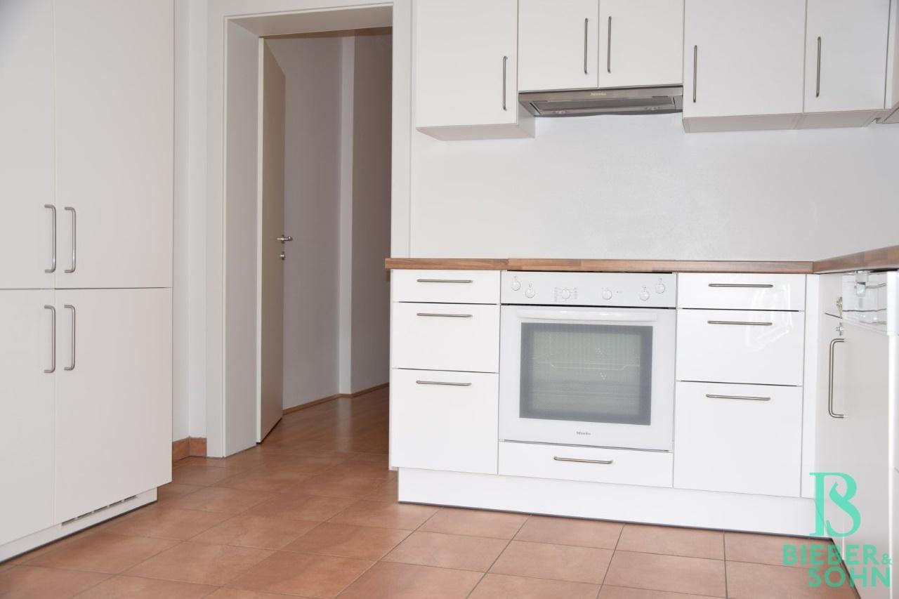 Küche Blick Flur